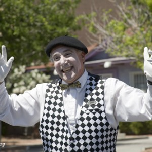 Gary the Mime - Mime in Las Vegas, Nevada