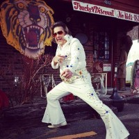 "Gary""Elvis""Friedrich - Elvis Impersonator in North Little Rock, Arkansas"