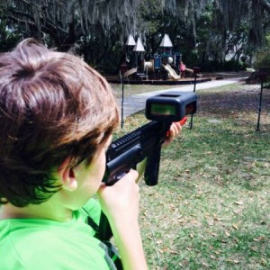 Tampa Bay Laser Tag - Mobile Game Activities in Tampa, Florida