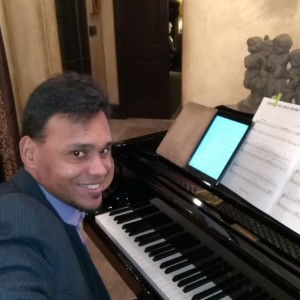 Gee Pedroza - Pianist / Wedding Musicians in Dallas, Texas