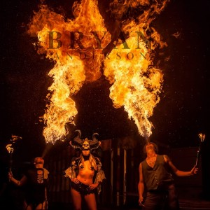Geez Louise - Fire Performer / LED Performer in Houston, Texas