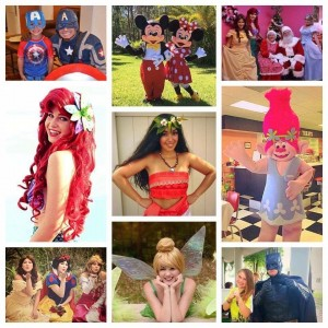 GEM Princess & Character Celebrations - Princess Party / Children's Party Entertainment in Odessa, Florida