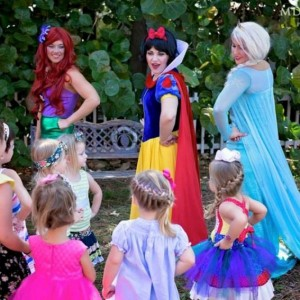 GEM Princess Parties - Fort Myers Branch - Princess Party / Actress in Fort Myers, Florida