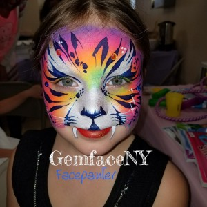 GemFaceNY - Face Painter / Halloween Party Entertainment in New York City, New York