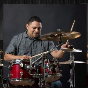 Gene Luna - Drummer in Houston, Texas
