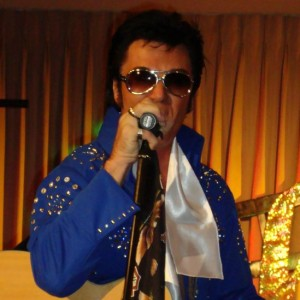 Gene Styles Tribute to Elvis - Elvis Impersonator in Atlanta, Georgia