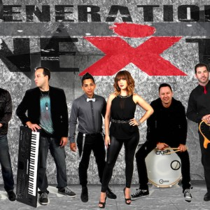 Generation Next - Top 40 Band in Orlando, Florida