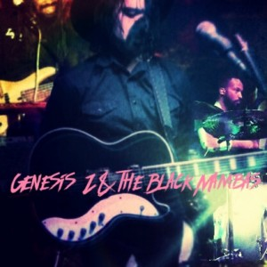 Genesis Z & The Black Mambas