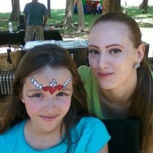 Genna Viva Diva Face Painting - Face Painter in Dallas, Texas
