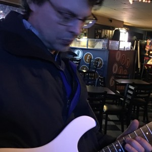 Geoffrey Esty - Jazz Guitarist / Guitarist in Ann Arbor, Michigan