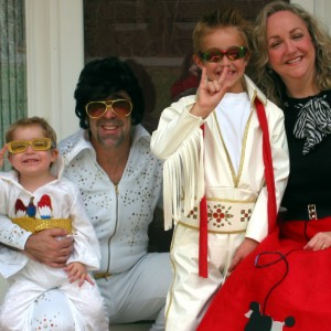 George E Pellegrino - Elvis Impersonator in Kennett Square, Pennsylvania
