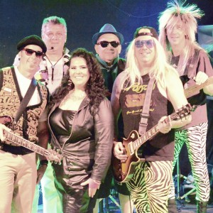 Back To The 80's - 1980s Era Entertainment / Classic Rock Band in Peabody, Massachusetts