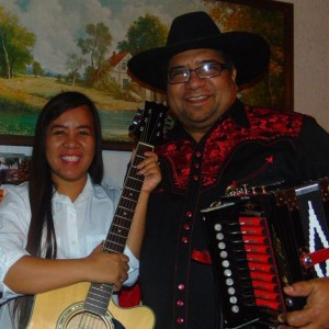 George & Margie - Zydeco Band in Telephone, Texas