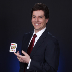 George Saterial-Comedy Magic & Mentalism - Corporate Magician in Boston, Massachusetts