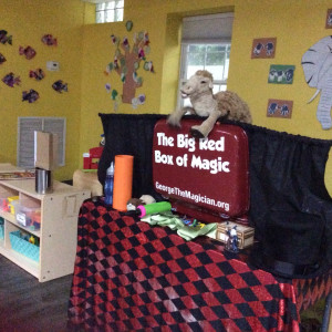 George The Magician - Children's Party Magician / Carnival Games Company in Ewing, New Jersey