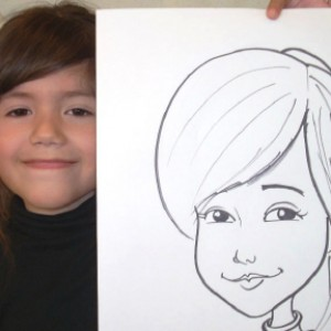 George Toons Caricatures - Caricaturist in Los Angeles, California