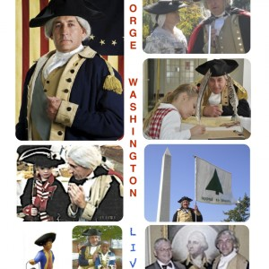 George Washington LIVE! - Leadership/Success Speaker / Narrator in Washington, District Of Columbia
