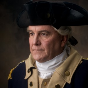 George Washington - Historical Character / Impersonator in San Bernardino, California