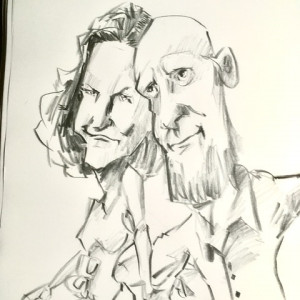 George's Caricatures - Caricaturist / Corporate Event Entertainment in St Louis, Missouri