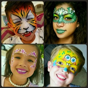 G.G's Face Painting - Face Painter / Outdoor Party Entertainment in The Woodlands, Texas