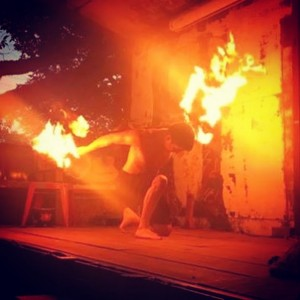 GHD Fire Performers