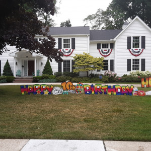 Giant Games of Cleveland/ Cards In Your Yard - Party Inflatables in Cleveland, Ohio