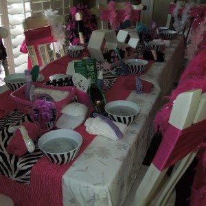 Giggles and Glitter - Princess Party in Sun City, California