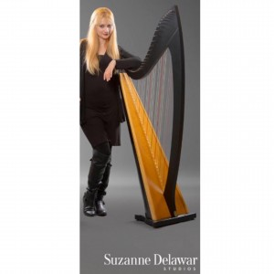 Gigi Harpist - Harpist / Celtic Music in Miami, Florida
