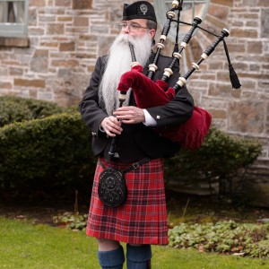 Gil Mason, Piper - Bagpiper in North Bay, New York