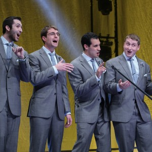 Gimme Four - Barbershop Quartet in Caldwell, New Jersey