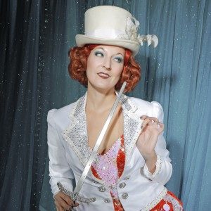 Gin Minsky - Burlesque Entertainment / Interactive Performer in New York City, New York