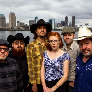 Ginger Cowgirl & The Silver Spurs - Country Band in San Diego, California