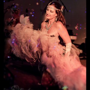 Ginger Sassafras Burlesque - Burlesque Entertainment / Dance Instructor in Kailua Kona, Hawaii