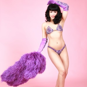 Ginger Valentine - Burlesque Entertainment in Dallas, Texas