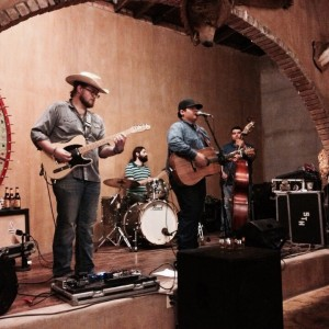 Giovannie Yanez & The Hired Guns - Country Band in Stephenville, Texas