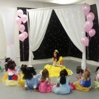 Girls Only-Play Palace and Dress Up Parties - Princess Party in Greensboro, North Carolina