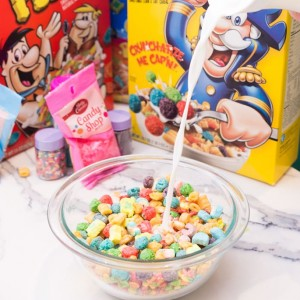 Gizmos Cereal Bar - Caterer in Los Angeles, California