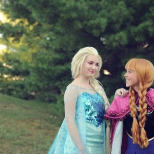 Glass Slipper Princesses - Princess Party in Stow, Ohio