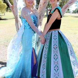Glass Slippers and Cleats - Princess Party in Chandler, Arizona