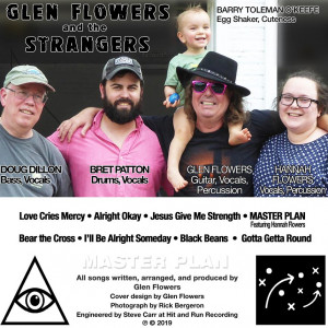 Glen Flowers and the Strangers - Blues Band / Gospel Music Group in Germantown, Maryland