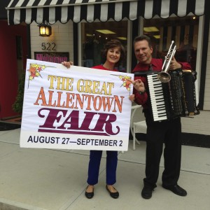 Glenn Miller - The Big One Man Band! - Accordion Player / Interactive Performer in Allentown, Pennsylvania