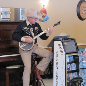 Glenn Parks/ Banjoentertainment - Banjo Player in Springfield, Ohio