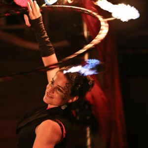 Glitch Fire and Burlesque - Fire Performer in Union City, California