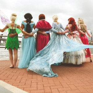 Glitter Character Entertainment - Princess Party / Pirate Entertainment in Jacksonville, Florida