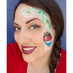 Glitter Goose - Face Painter / College Entertainment in Covina, California