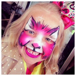 Glitter Gypsy Face Painting - Face Painter / Halloween Party Entertainment in Louisville, Kentucky