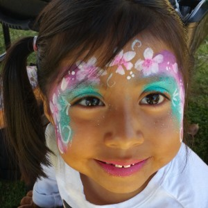Glitter Kat Face Painting & Body Art - Face Painter / Costumed Character in Santa Maria, California