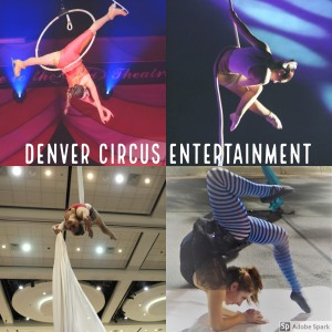 Denver Circus Entertainment - Aerialist / Contortionist in Denver, Colorado