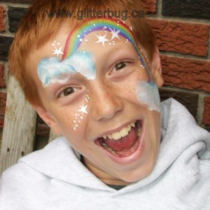 Glitterbug Face and Body Art - Face Painter / Outdoor Party Entertainment in Hamilton, Ontario