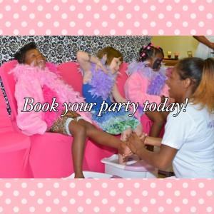 Glitz Glam Parties LLC